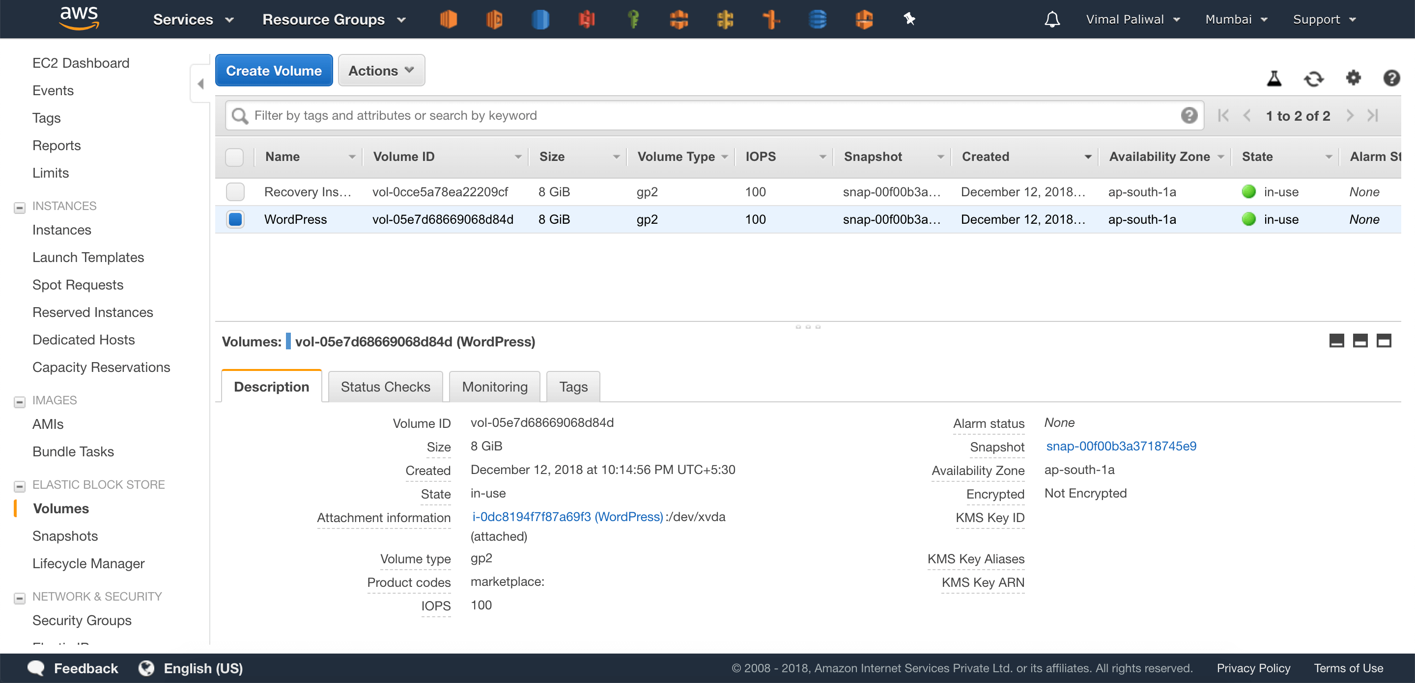 Linux] 3 ways to regain access to AWS EC2 instance in case